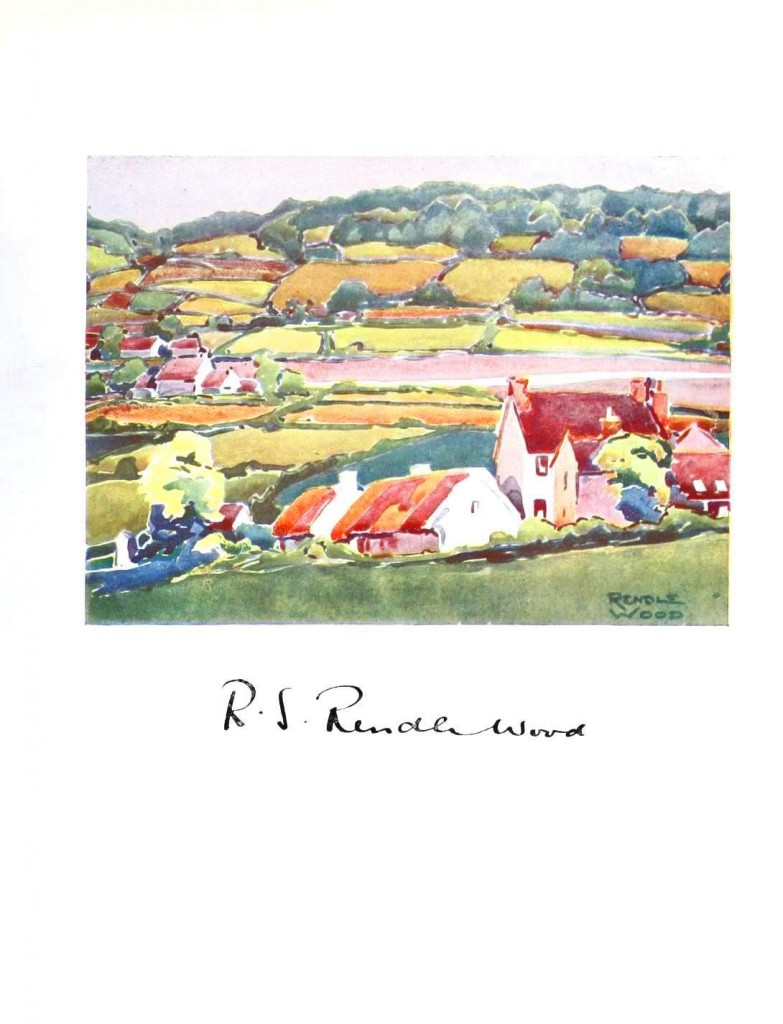 Landscape - Painting - Irish 18
