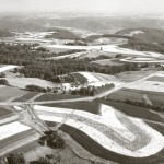 Landscape - Photo - Aerial view, Contour plowing