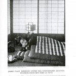 Portrait - Photo - Nap, Japanese bedroom