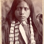 Portrait - Photo - Throwing Stick (native American)