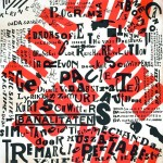 Printed Matter - Advertisement - Dadism poster