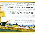 Printed Matter - Advertisement - Shipping advert card, San Francisco