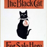 Animal - Cat - Black Cat Graphic