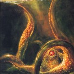 Animal - Mythology - Force Majeure - Giant octopus