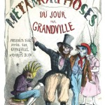 Animal acting human - Grandville Metamorphoses  (1) Title page