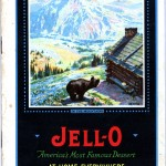Art - Advertisement - Jello - Cookbook cover