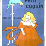 Art - Advertisement - Poster - Advertisement - Chocolate - French