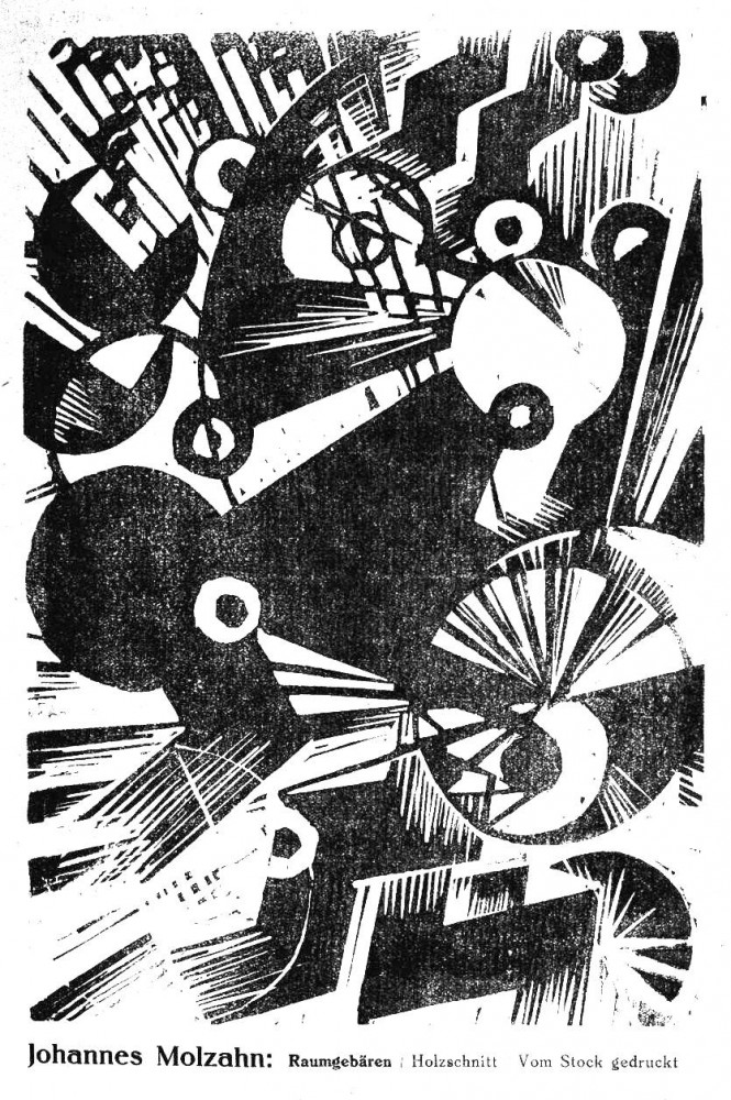 Art - Engraving - Dada 1919 -2