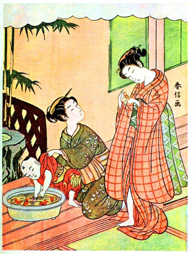 Art - Engraving - Japanese 1911 -  (9)