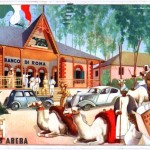 Art - Illustration - Political - Africa -  Italian Occupation of Ethiopia