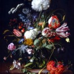 Art - Painting - NGA Jan Davidsz de Heem, Vase of Flowers