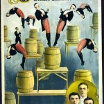 Art - Poster - Advertisement - Circus - Acrobats  (2)