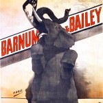 Art - Poster - Advertisement - Circus - Barnum and Bailey