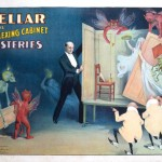 Art - Poster - Advertisement - Circus - Kellar and his perplexing cabinet of mysteries