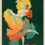 Art - Poster - Advertisement - Entertainment - Folies Bergere