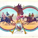Art - Poster - Advertisement - Horse Race