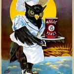 Art - Poster - Advertisement - It's Owl Right