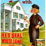 Art - Poster - Advertisement - Lead Paint pre-Dutchboy