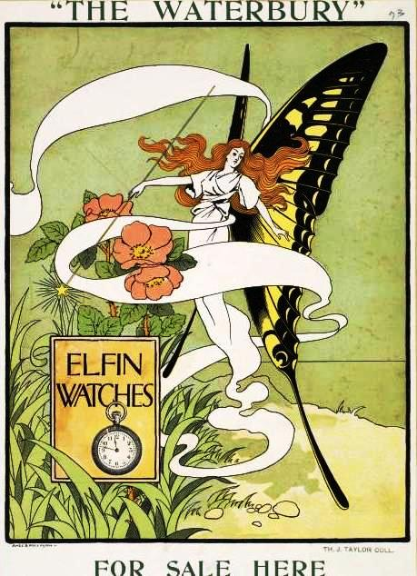 Art - Poster - Advertisement - Sage green watches