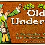 Art - Poster - Advertisement - Whiskey - Old Underoof