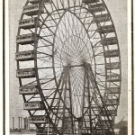 Art - Poster - Travel - Ferris Wheel - Louisiana Purchase Exposition St. Louis  1904