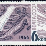 Art - Stamp Art - Animal - Russia - 1966._50_лет_баргузинскому_государственному_заповеднику