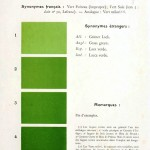 Color - Multi color - French color chart - (15)