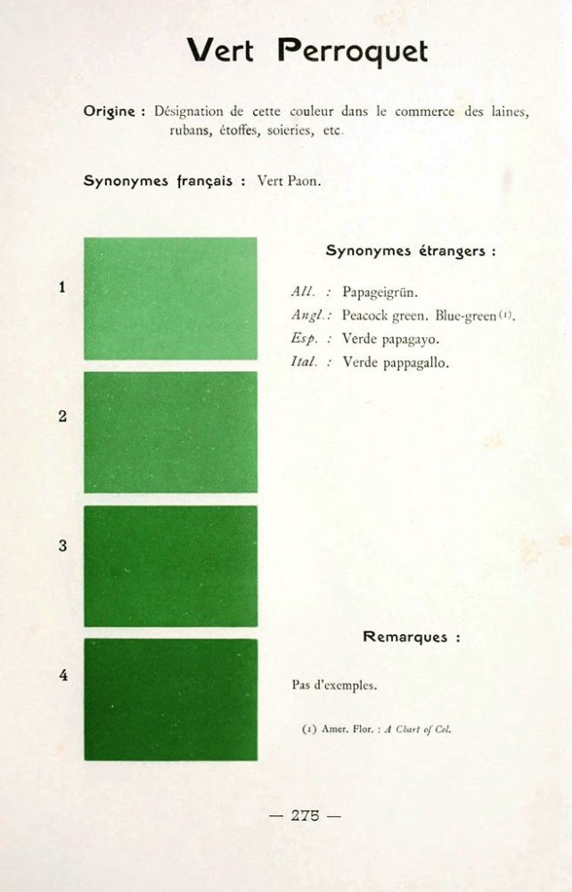 Color - Multi color - French color chart - (17)