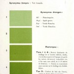 Color - Multi color - French color chart - (18)