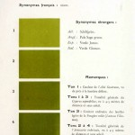 Color - Multi color - French color chart - (21)