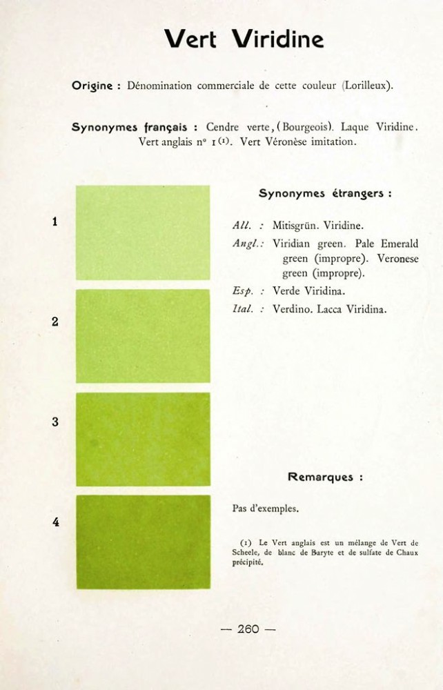 Color - Multi color - French color chart - (2)
