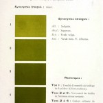 Color - Multi color - French color chart - (22)