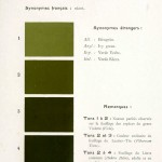 Color - Multi color - French color chart - (28)
