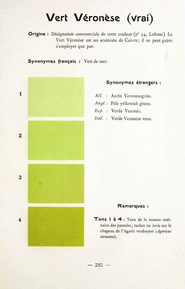 Color - Multi color - French color chart - (3)