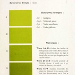 Color - Multi color - French color chart - (33)