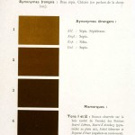 Color - Multi color - French color chart - (42)