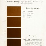 Color - Multi color - French color chart - (47)