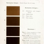 Color - Multi color - French color chart - (86)