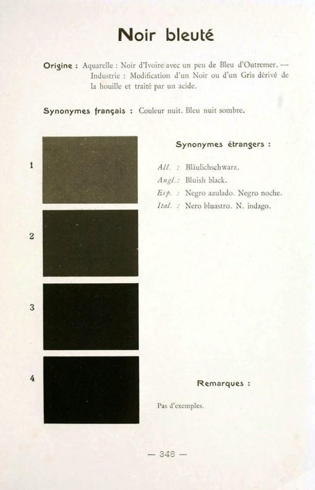 Color - Multi color - French color chart - (90)
