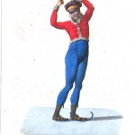 Design - Apparel - Costume - French Theater - Le beau narcisse