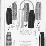 Design - Apparel -  Fashion - Midi- Skirts 1922