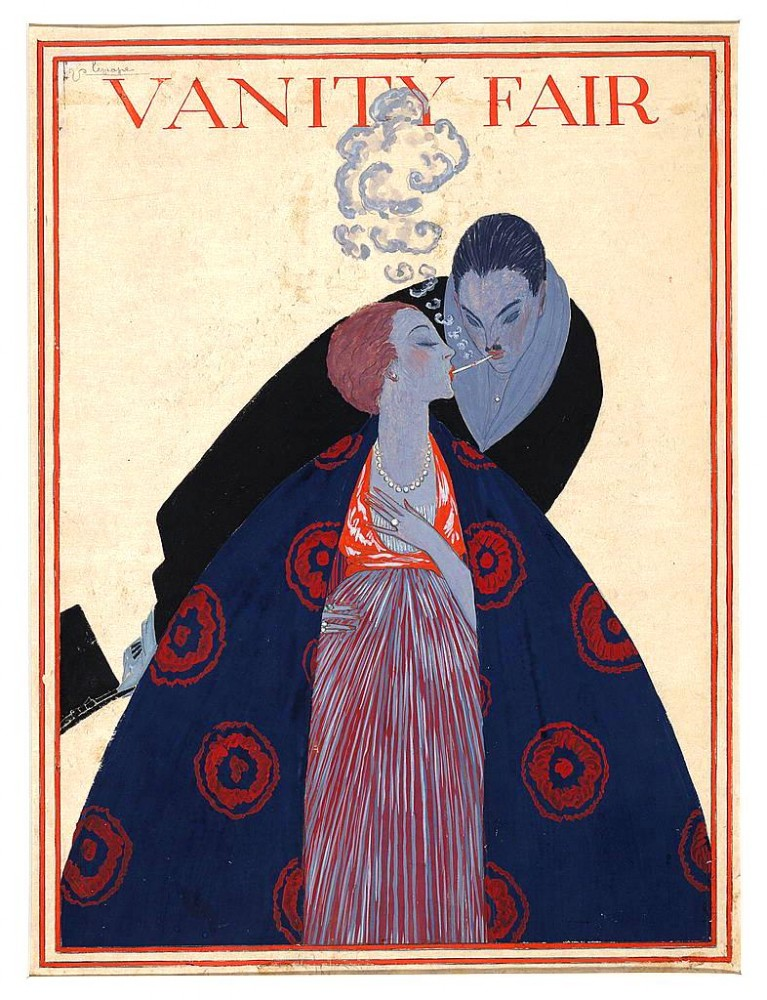 Design - Apparel - Fashion - Vanity Fair cover 1919