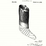 Design - Apparel - Footwear - Boot - Design patent - (7)
