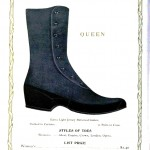 Design - Apparel - Footwear - Boot - Royal Canadian 1906-1907 -  (10)