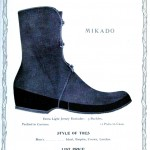 Design - Apparel - Footwear - Boot - Royal Canadian 1906-1907 -  (8)