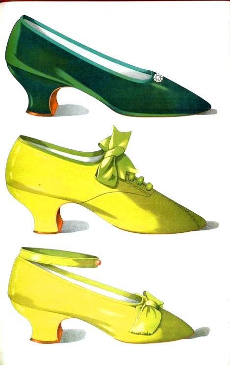 Design - Apparel - Footwear - Shoe - Green shoe design