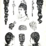 Design - Apparel - Hair - 19th Century (2)
