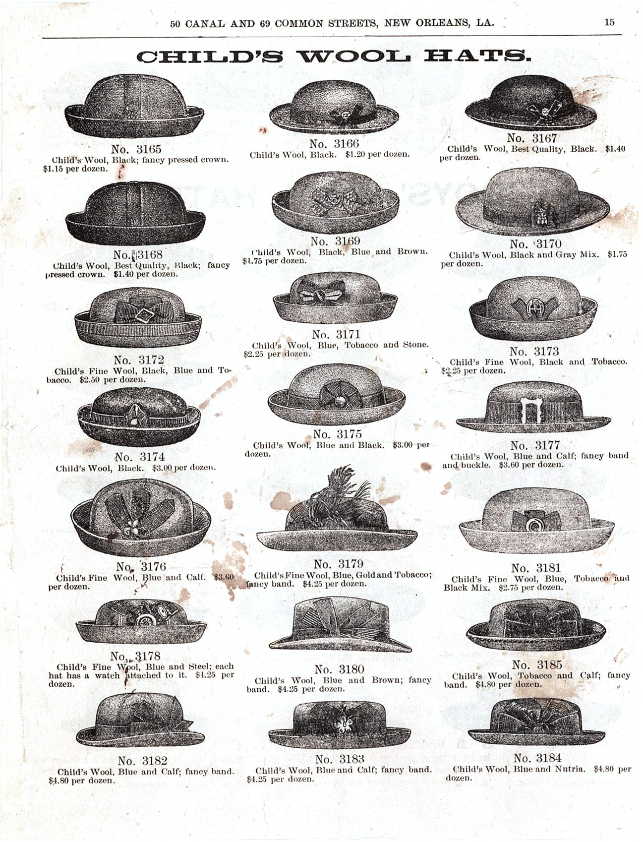 How To Design Hats | Design Apparel Hat Children S Wool Hats Vintage Printable At