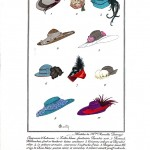 Design - Apparel - Hat - Fashion plate (2)