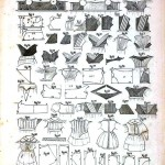 Design - Apparel -  Sewing bodices educational plate (2)